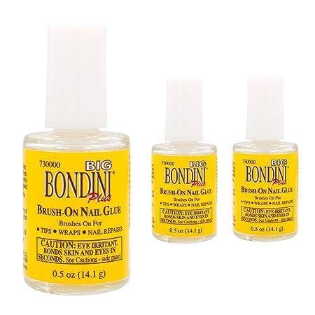 Big Bondini Brush-On Nail Glue