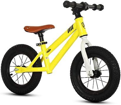 Bicicletas sin pedales Bicicleta de Entrenamiento con Cuadro de ...