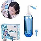 Lavaggio Nasale, HALOViE Nuovo prodotto 500ml Neti Lota manuale per Irrigazione nasale Naso Pulizia Bottiglia …