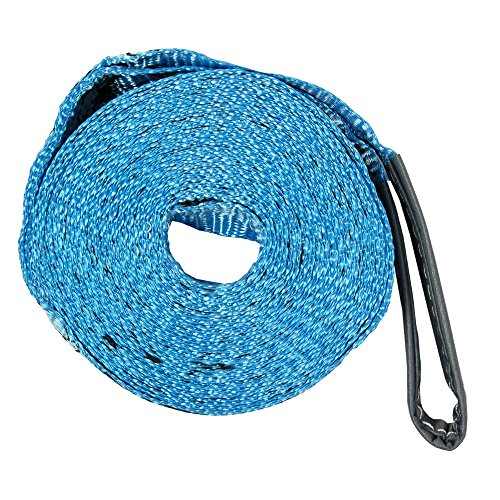 Macaco Travel Slackline 36ft x 2in Incl Ratchet, Bag and Instructions