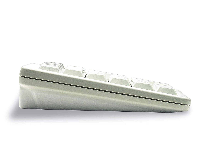 CHERRY UltraSlim Programmable Keypad 26 Keys Light Gray