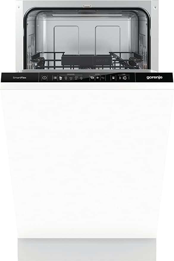 Gorenje GV54110 Totalmente integrado 9cubiertos A++ lavavajilla ...