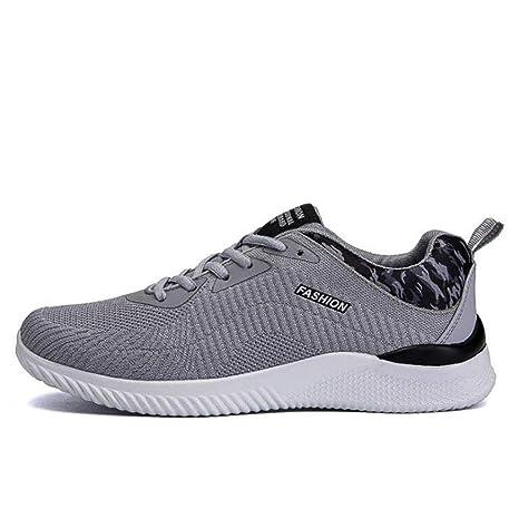 Scarpe da corsa in tessuto primavera maglia uomo scarpe da ginnastica moda  leggero traspirante scarpe da 3094fb1652f