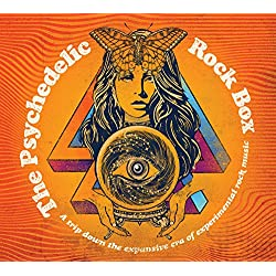 Psychedelic Rock Box/Various