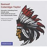 Coleridge-Taylor : uvres orchestrales. Sargent, Godfrey, Murray.