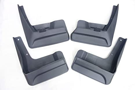 Nuevos 4pcs Mud Flap Splash Guardia Guardabarros Guardabarros Guardabarros para Mitsubishi ASX/Outlander Sport 2010
