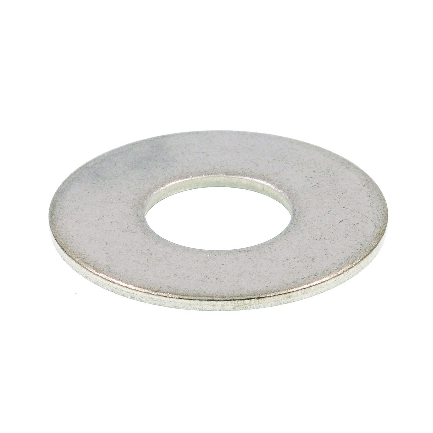 Prime-Line 9080158 Flat Washer, 1/2 in, Grade 18-8 Stainless Steel, Pack of 10