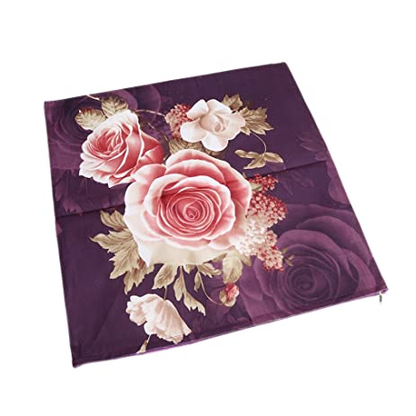 decorative mattress cover custom ulaky floral print pillow cover dye peony sofa bed case premium mattress home office