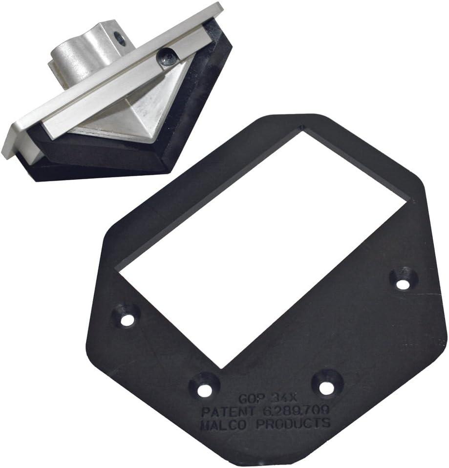 Malco GOP34XUK Gutter Punch X-Style Upgrade Kit 3x4-Inch