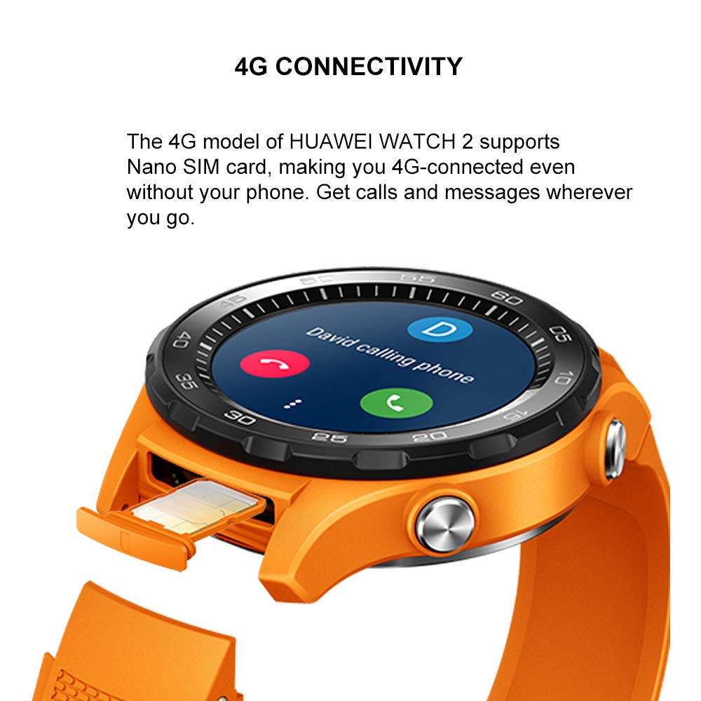 Amazon.com: Huawei Watch 2 Sports and Classic Watch Support ...