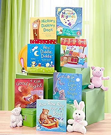 nursery rhyme book set for children in a box set best bedtime stories for toddlers - Toy Story Toddler Sheets