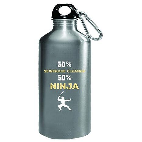 Amazon.com: 50% Sewerage Cleaner 50% Ninja Cool Gift - Water ...