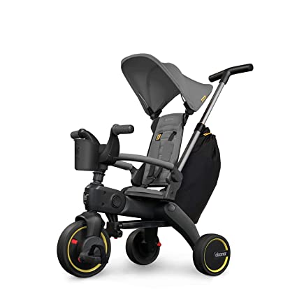 Doona - Liki Trike S3 - Grey Hound - Best For Convenience