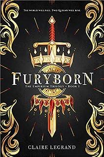 Book Cover: Furyborn
