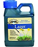 Liquid Harvest Lazer Blue Concentrated Spray Pattern Indicator 8 Ounces Perfect Weed Spray Dye, Herbicide Dye…