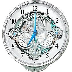 Rhythm Magic Motion Musical Clock - GISMO - (Micro Fiber Cloth Incl.)