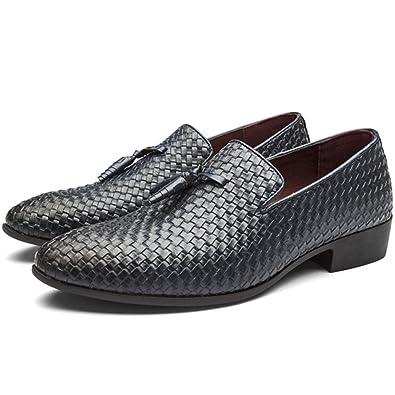 magasin en ligne cce64 839ba Chaussure Homme Cuir, Mocassin Chaussures, Brogues Homme Chaussures de  Ville d'affaires Oxfords Chaussures