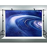 FH 10x7ft Universe Space Backdrop Solar System Milky Way Photography Background Themed Party YouTube Backdrops Photo Booth Studio Props TMFH284