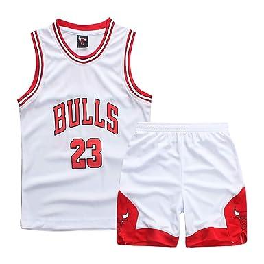 Traje de Baloncesto para niños, Durant Curry Jordan Irving ...