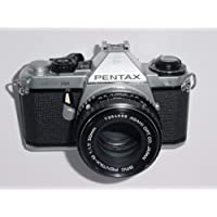 Pentax ME Super with 50mm F1.7 SLR film camera 35mm - Serviced