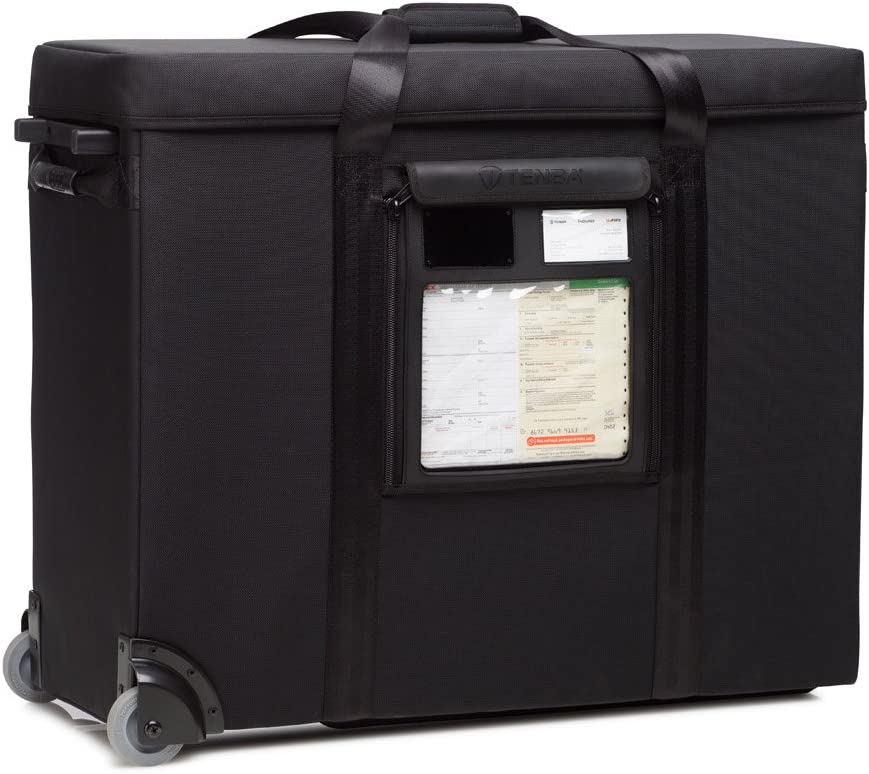 Tenba Transport Computer Equipment Air Case for 27in Apple iMac with Wheels (634-725)