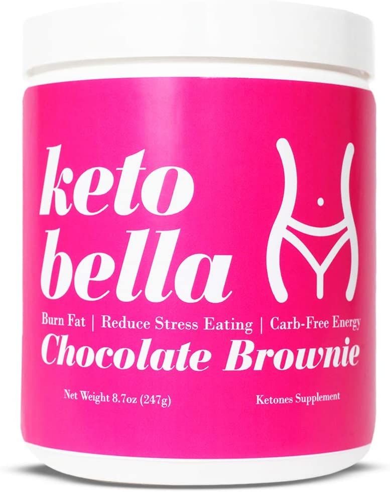 Keto Bella – Dear Fat, Burn in Hell. All Natural Ketones – Zero Carb Energy Premium Fat Burn Elevated Metabolism