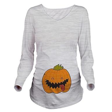 56014fd32cc2c Amazon.com  CafePress Halloween Jack O lan Maternity Tee  Clothing