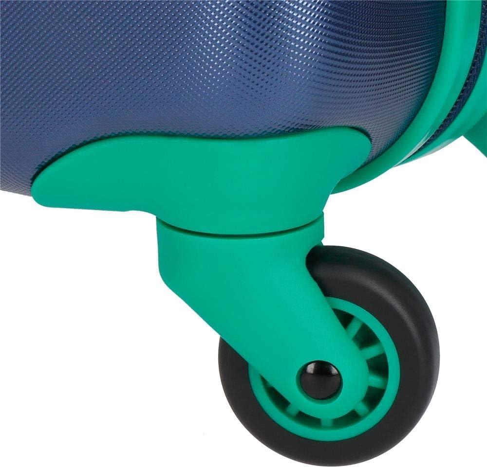 Valise Trolley Cabine Pepe Jeans Bristol Flag Bleu