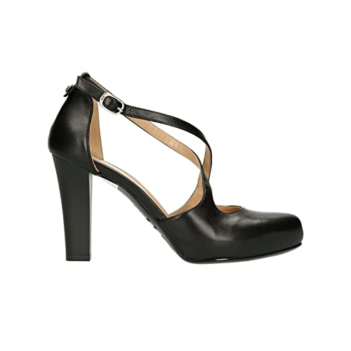 NERO GIARDINI D collet scarpe donna nero 5401 elegante mod. P805401DE