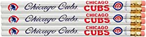 WinCraft MLB Chicago Cubs 15590041 Pencil (6 Pack)
