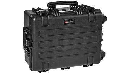 FC2 - Caja Estanca 627X475X275 Ruedas