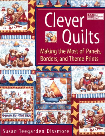 quilting books using panels - 4