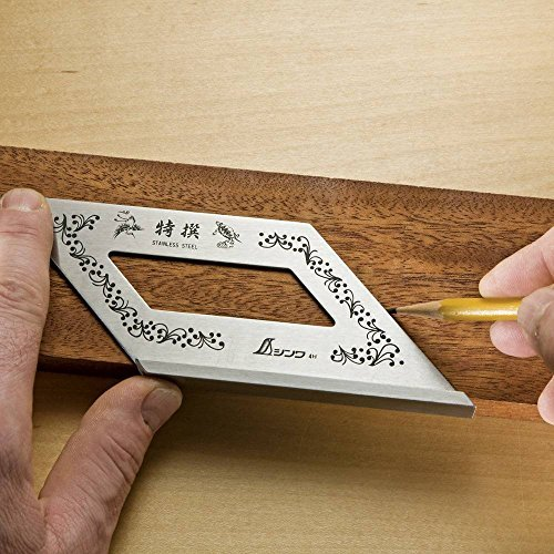 45 Degree Stainless Steel Miter Gauge