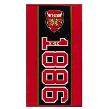 Serviette De Plage Arsenal.Arsenal Football Club Serviette Es Grande Serviette De Plage