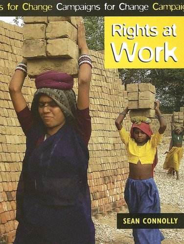 Rights at Work (Campaigns for Change), Connolly, Sean