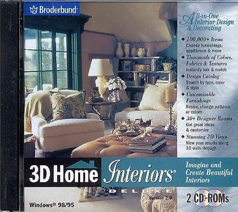 3D HOME INTERIORS DELUXE 2 No Restock