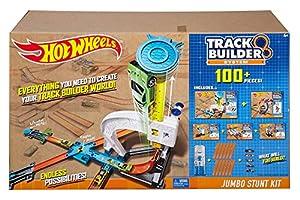 hot wheels track builder stunt box instructions