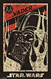 "Trends International Star Wars Vader Propaganda Wall Poster 22.375"" x 34"""