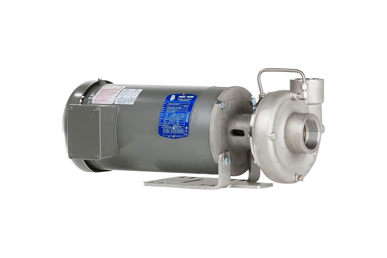 Price Pump CL150SS-576-21211-1000E-36-3T6 Close Coupled Horizontal