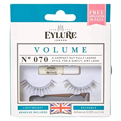 Amazon.com: Claire s Girl s Eylure Volumen No. 070 ...
