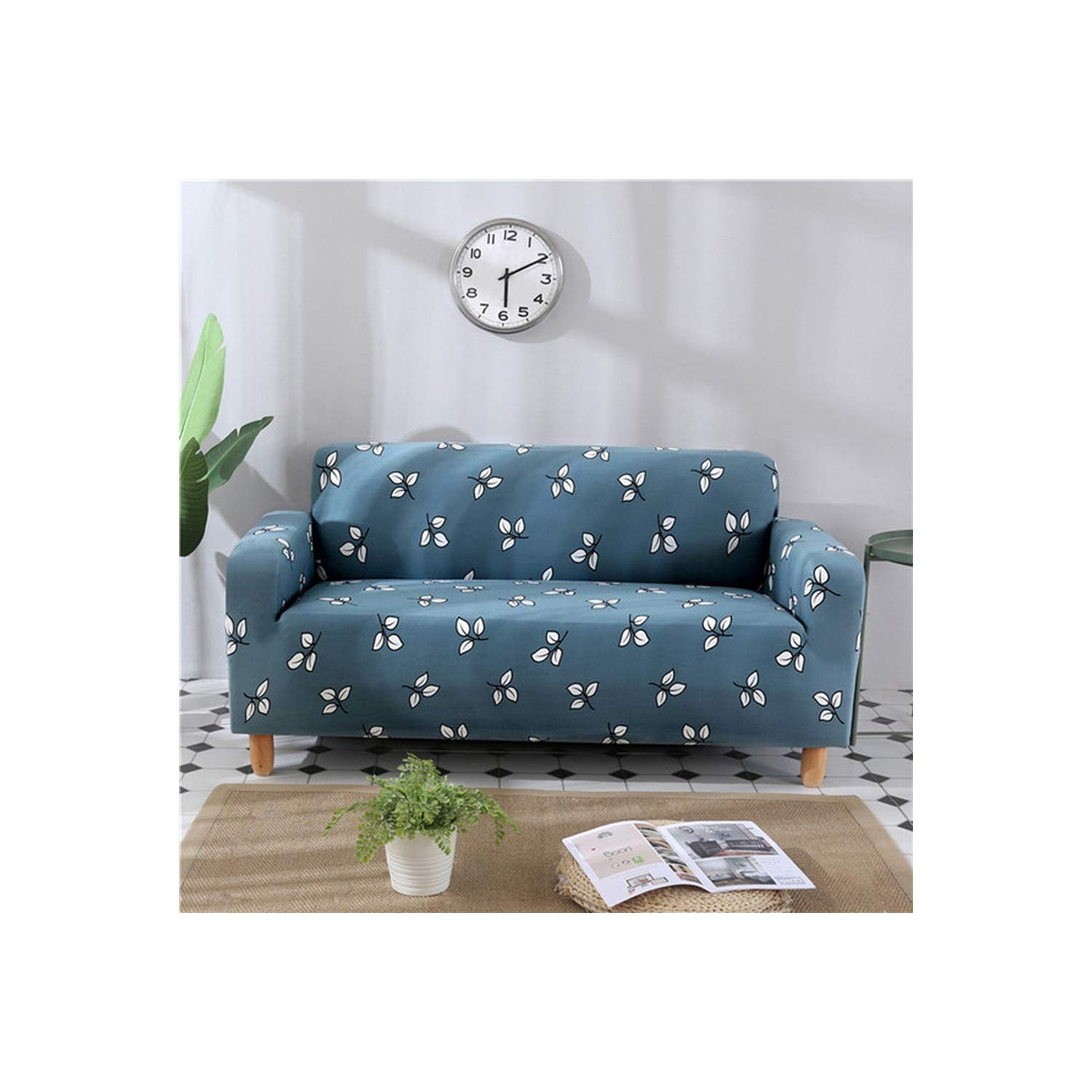 Fabulous Amazon Com Aplause Y Stretch Couch Cover Elastic Sofa Ibusinesslaw Wood Chair Design Ideas Ibusinesslaworg