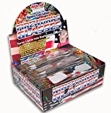 Rainbow Symphony Diffraction Fireworks Glasses With Retail Display Box - American Flag, Package of 2