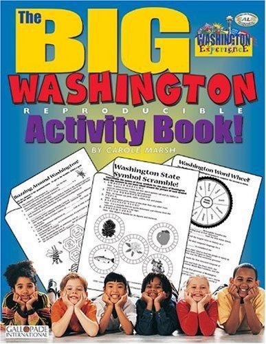 The BIG Washington Reproducible Activity Book (Washington Experience) pdf
