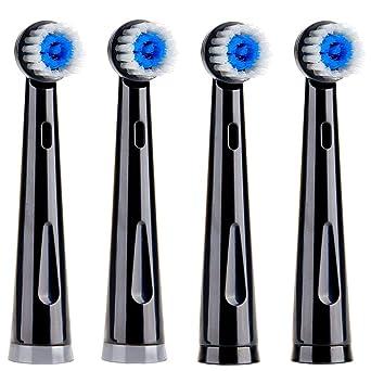 Fairywill cepillo de dientes eléctrico Cabezales de repuesto de para giratorio