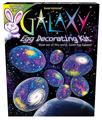 Galaxy Egg Easter Egg Dye Kit top selling (Easter Rabbit Eggs)
