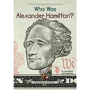 Who Was Alexander Hamilton? Audiobook