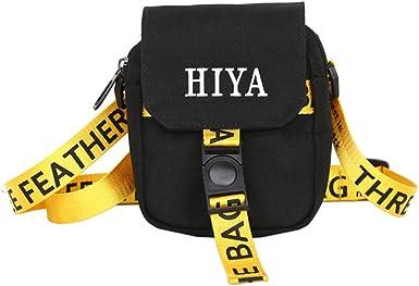 Purple Neutral Fashion Crossbody Bag Casual Stylish Shoulder Bag Message Bag