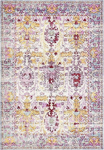 Luxury Traditional Vintage Modern Rugs 6' x 9' FT Beige Troy Collection Area Rug - Magnificent Living Room - Dinning room - Sitting room - Top Home Décor
