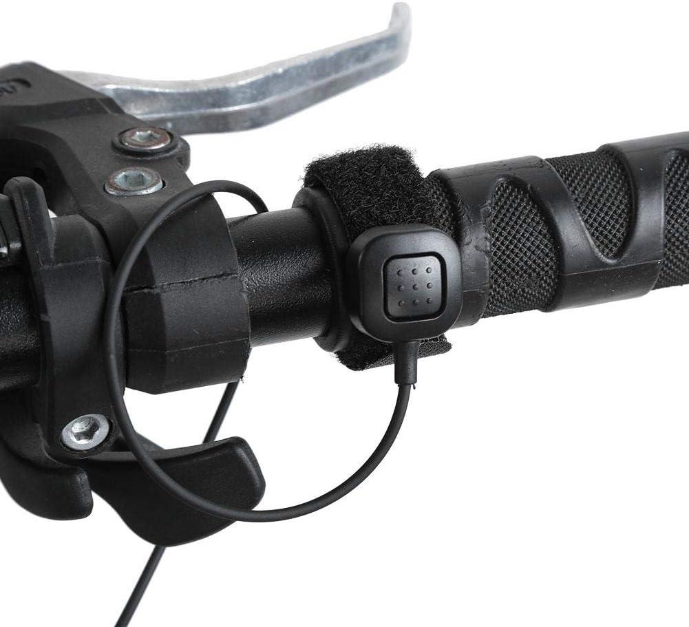 Waterproof Bike Audio Brass Speaker Bluetooth Phone Bracket Headlight Power Bank