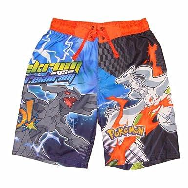 78e96e2013 Pokemon Boys Swim Shorts Swimming Trunks Age 7-8 Years (US 6-7):  Amazon.co.uk: Clothing